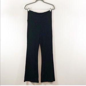 Soft Surroundings Black Pull On Pants Sz Small